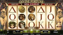 Divine Fortune Pokie