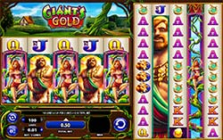 Giant's Gold Pokie