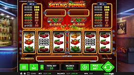 Sizzling Peppers Pokie