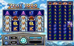 Zeus 1000 Pokie