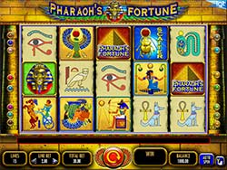 Pharaoh's Fortune Pokie