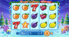 Fruits'N'Stars: Holiday Edition