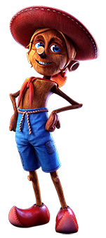 Betsoft Pinocchio