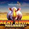 Great Rhino Megaways by Pragmatic Play