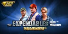 The Expendables: New Mission Megaways