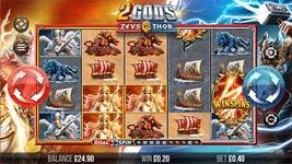 2 Gods: Zeus vs Thor