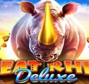Great Rhino Deluxe Pokie by Pragmatic Play