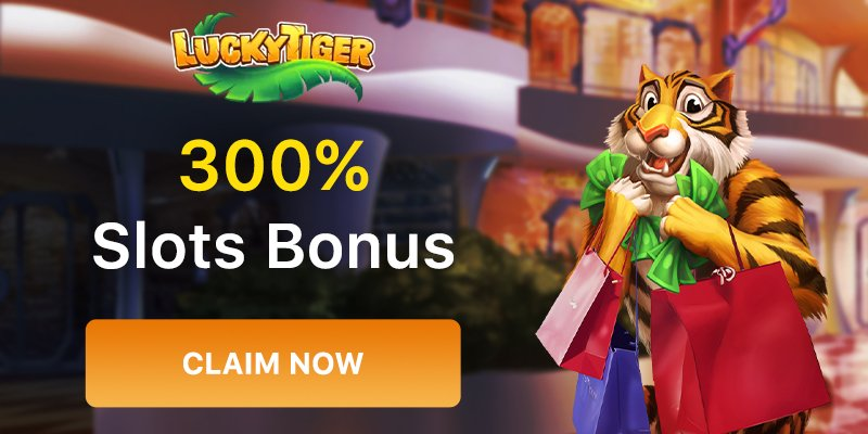 Lucky Tiger Black Friday Bonus