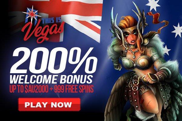 This Is Vegas Australia Bonus