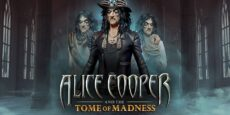 Alice Cooper and the Tome of Madness