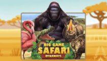 Big Game Safari Dynaways