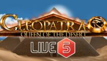 Cleopatra Queen of the Desert