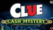 Clue Cash Mystery