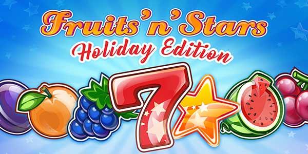 Fruits N Stars: Holiday Edition Slot Machine