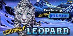 Lightning Leopard