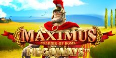 Maximus Soldier of Rome Megaways