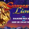 Serengeti Lions Lightning Box Games