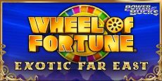 POWERBUCK$ Wheel of Fortune: Exotic Far East